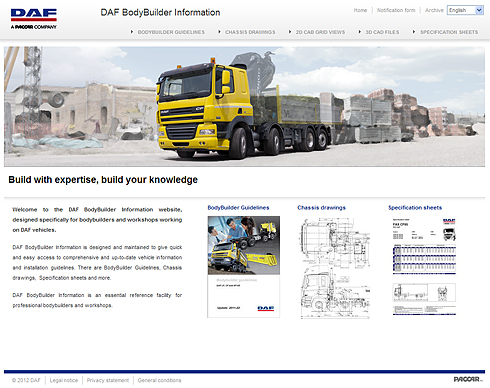 DAF-bodybuilders-information-homepage